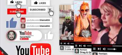 Fast YouTube Promo / Intro