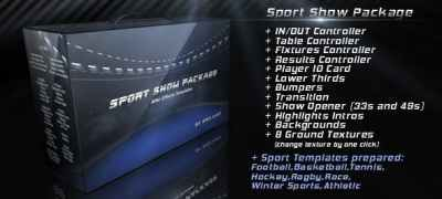 Sport Show Package