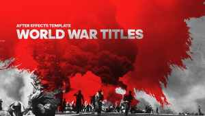 World War Cinematic Titles