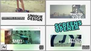 Screens Opener