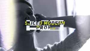 Sliced Modern Promo