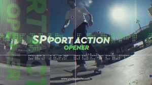 Sport Action Opener