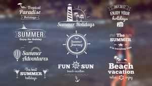 Summer Banners II