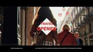 Travel Vlog Opener