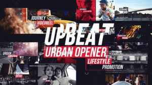 Upbeat Dynamic Urban Opener