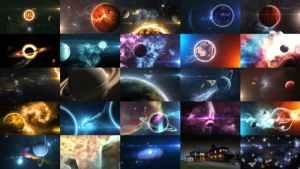 Solar System Massive Kit
