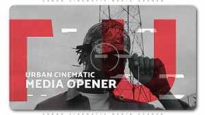 Urban Cinematic Media Opener