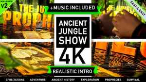 Ancient Civilization Jungle Show