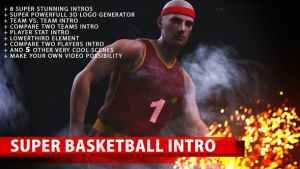 Super Basketball Intro