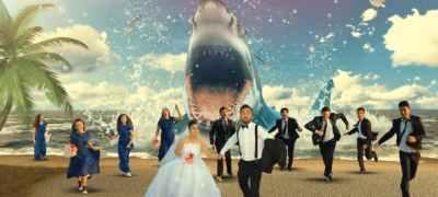 Wedding Day Fantasy Poster Teaser Maker