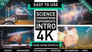 Science Engineering Mechanical Experiments Intro