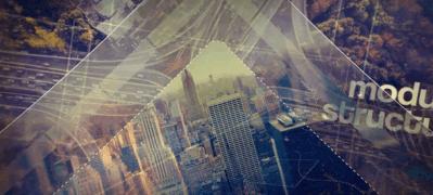 Modern Urban Parallax Slideshow Opener