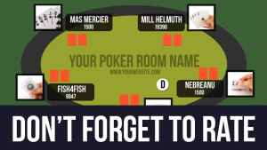 Online Poker Room Presentation
