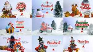 10 Miniature Christmas Wishes