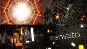 Scifi HiTech Opener & Logo Reveal