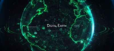 Digital Earth Title