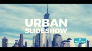 Dynamic Urban Slideshow