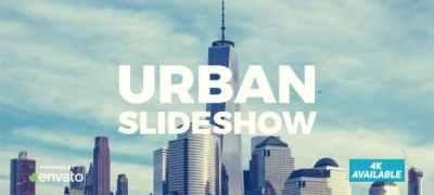 Dynamic Urban Slideshow