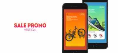 Sale Promo - Vertical