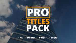 Pro Titles Pack