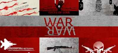 War Titles - Grunge Opener