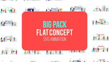 After Effects Projects | Download Isometric People - FREE