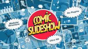 Comic Slideshow