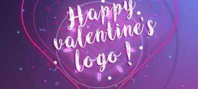 Happy Valentine logo