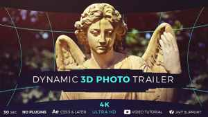 Dynamic 3D Photo Trailer