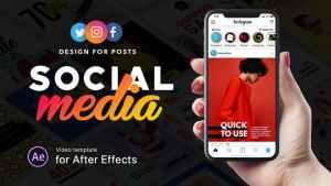 Social Media - Design for Posts