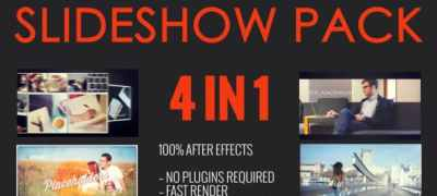 SlideShow Pack 4 in 1