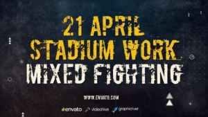 Fighting Sports Promotion