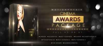 Cinema Awards Package