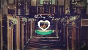 Wedding Parallax Slideshow