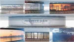 3D Panorama | Sci-Fi Video Displays