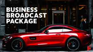 Business Broadcast Package