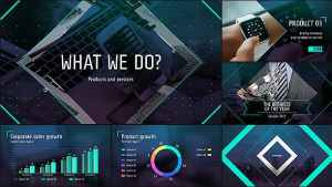 Business of the Future – Modern Corporate Presentation