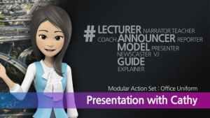 Presentation With Cathy: Office Uniform