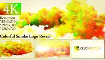 After Effects Projects | Fire Burning Logo Reveal - After