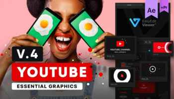 After Effects Projects | Download Youtube Essential Library