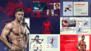 Sport Club - Crossfit Fitness Gym