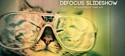 Defocus Slideshow