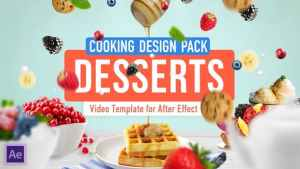 Cooking Design Pack - Desserts