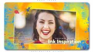 Drop Inked Inspiration Slides