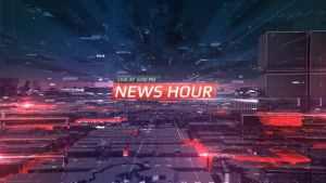 News Hour Opener
