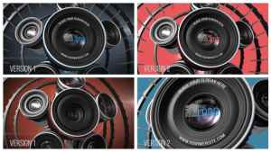 Photography Lens Logo 2