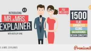 Mr&Mrs Explainer