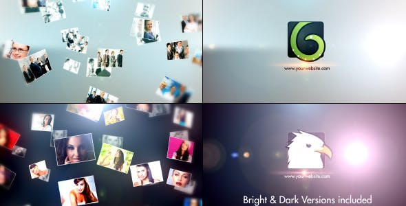 Download Multi Slides Logo – FREE Videohive