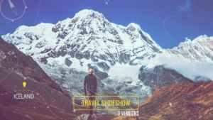 Travel Parallax Slideshow