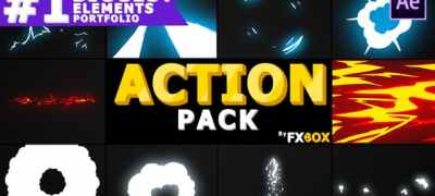 Dynamic Elements Pack | After Effects